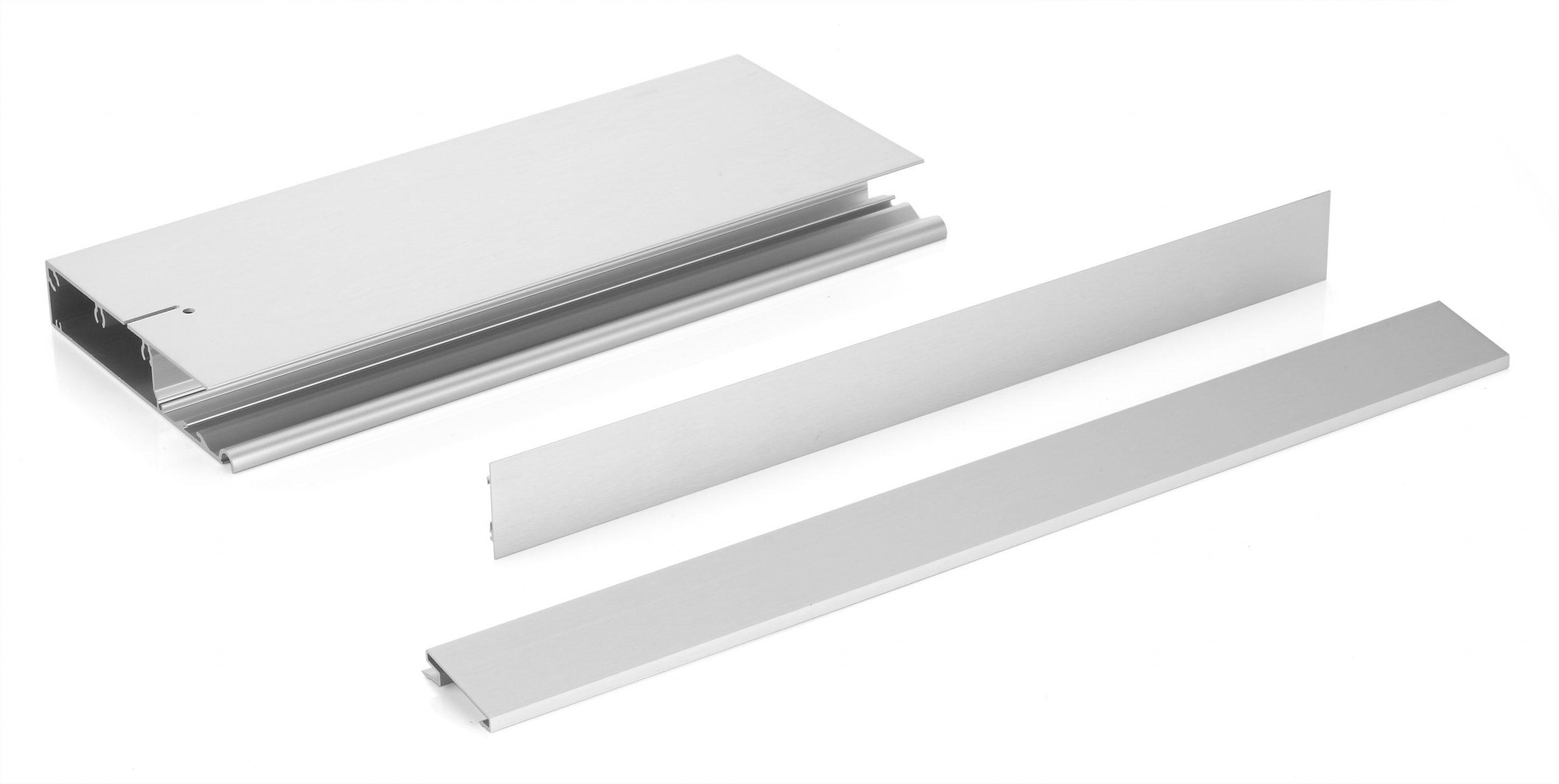 Extruded Aluminium Refrigerator Trim