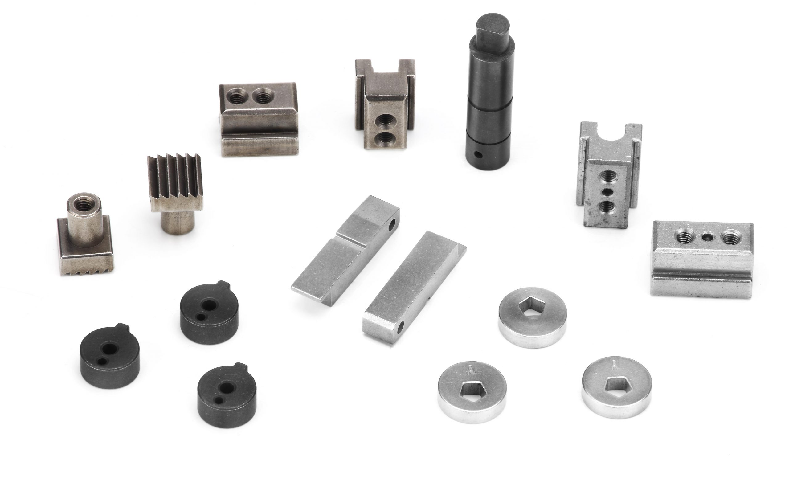 Sintered Sewing Machine Components