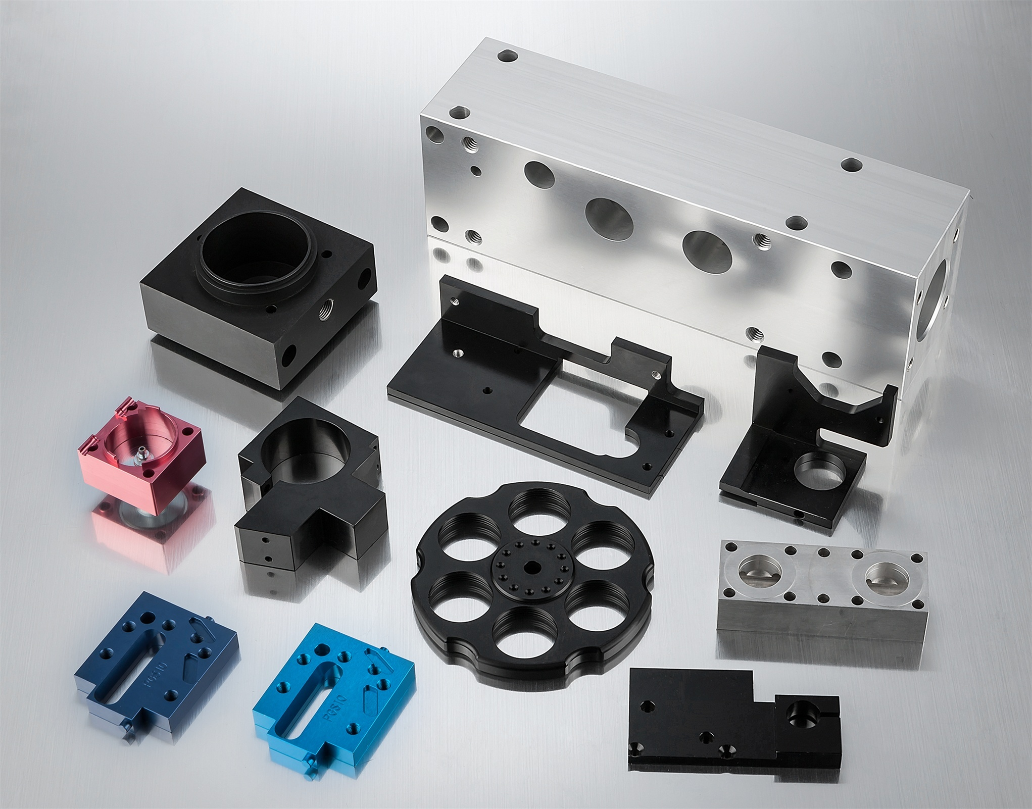 Machined Appliance Components